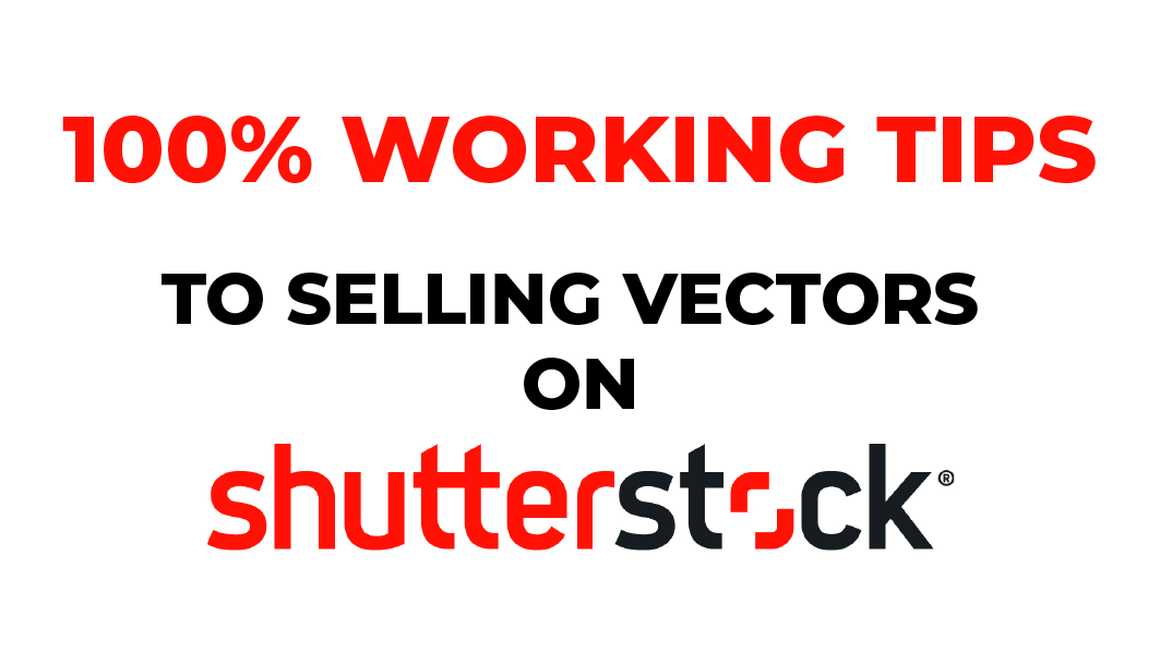 how to sell vectors on Shutterstock