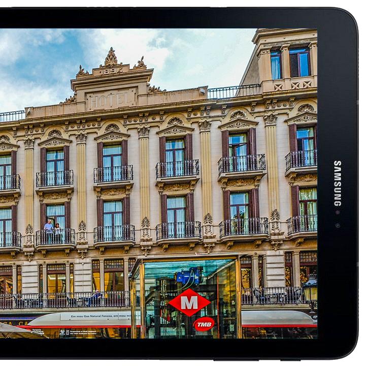 Samsung Galaxy tab s3 display screen
