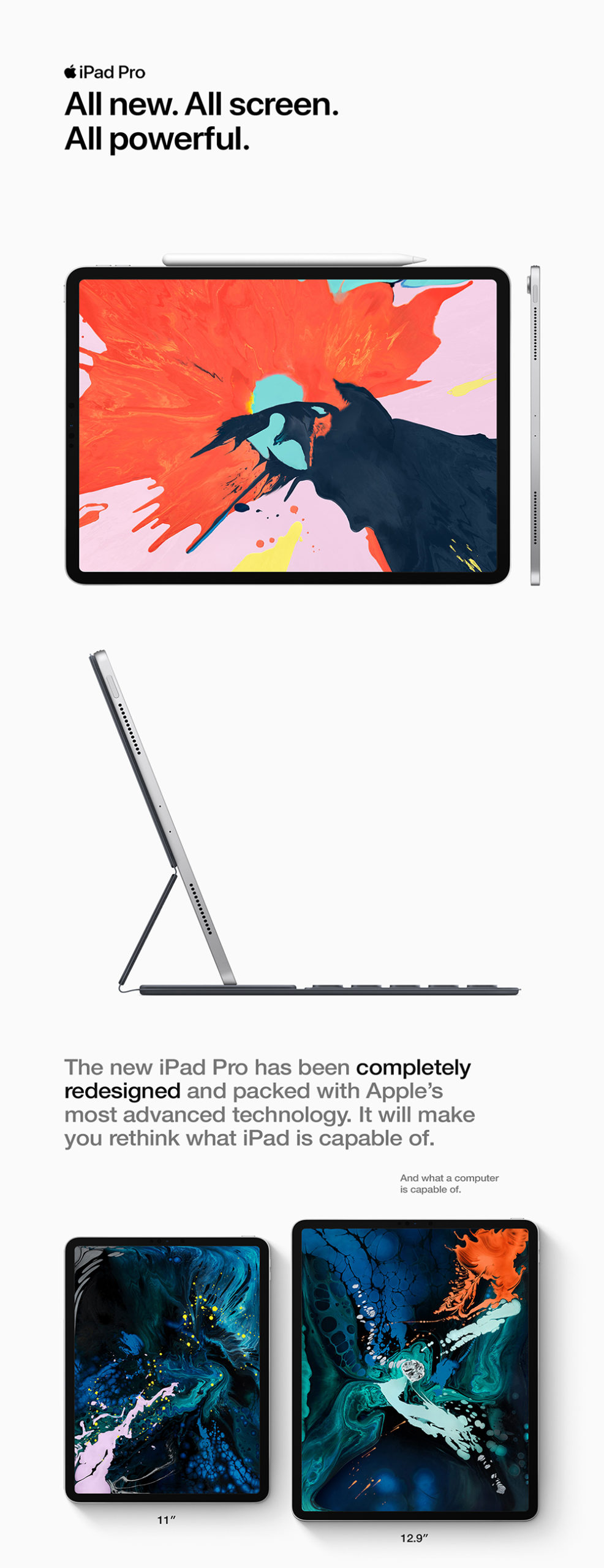 ipad pro description and features