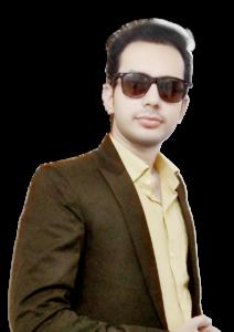 Graphic Designer Jayesh Sharma