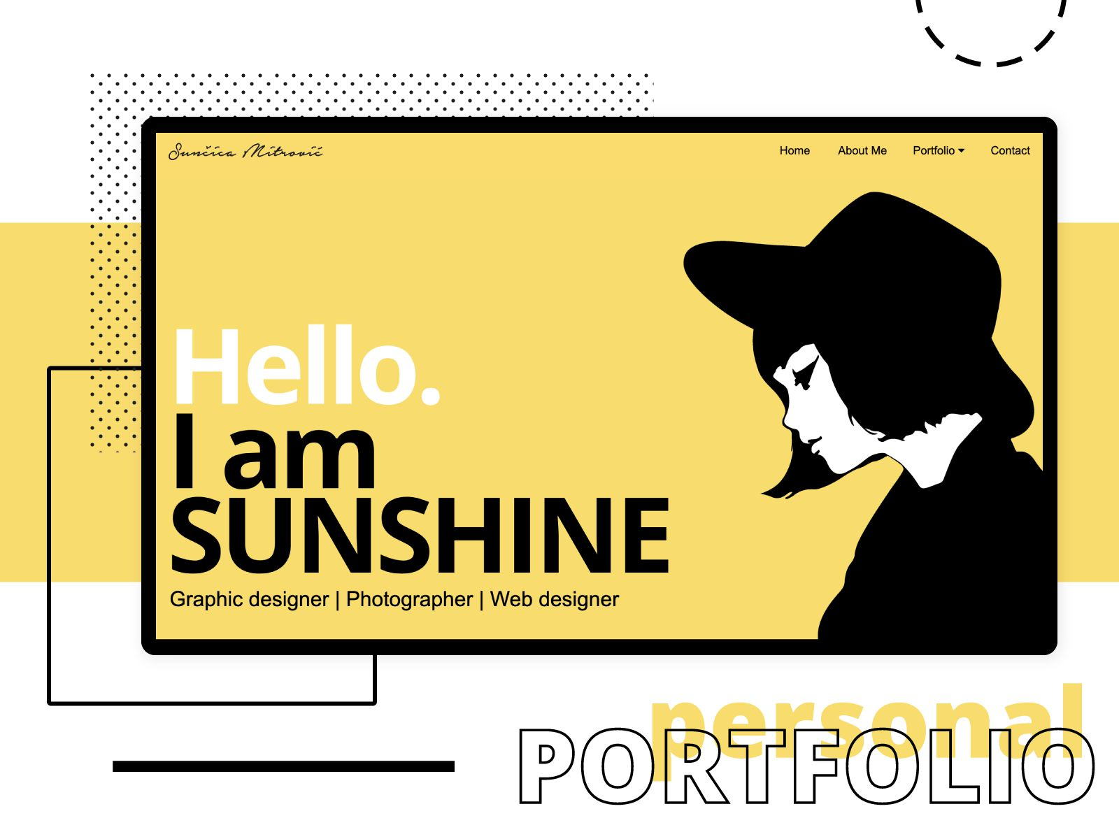 HOW TO MAKE A PORTFOLIO FOR GRAPHIC DESIGNER