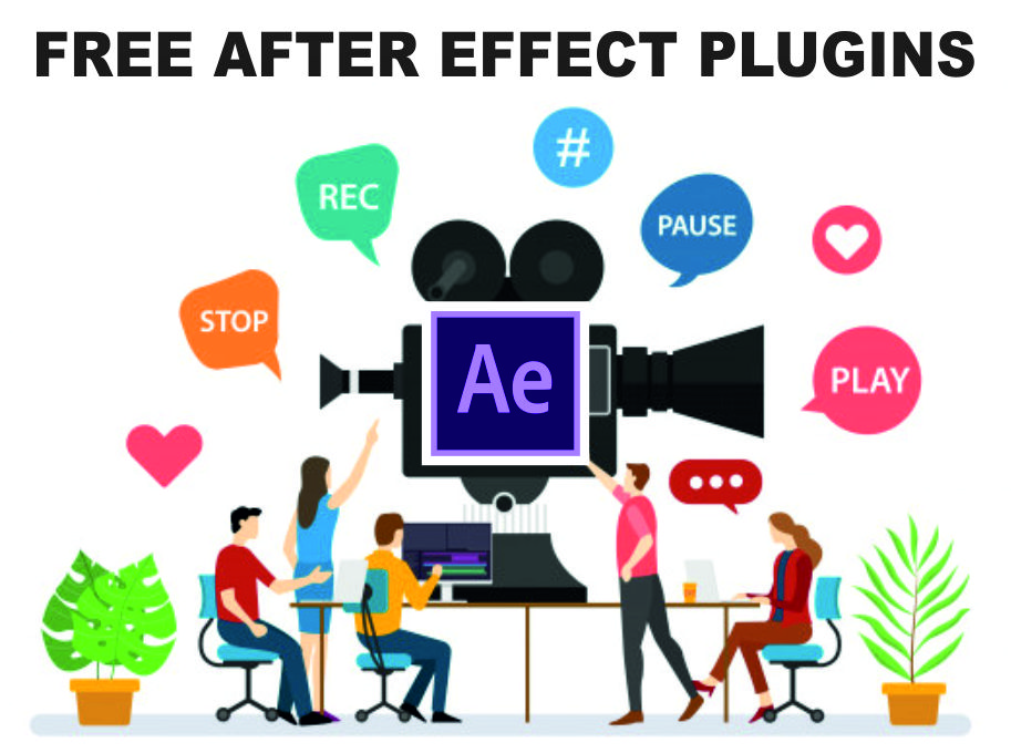 BEST FREE AFTER EFFECT PLUGINS