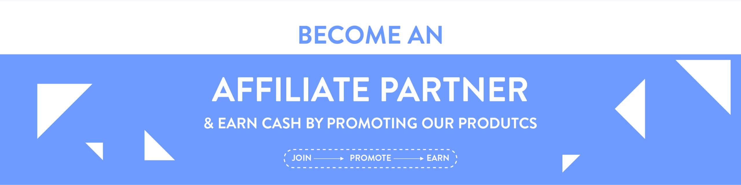 Graphic designer affiliate program