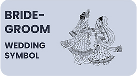 Indian wedding clip art